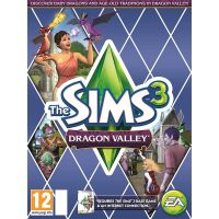 The Sims 3 Údolí draků - PC - Origin - DLC