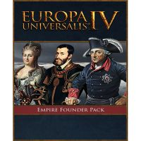 Europa Universalis IV: Empire Founder Pack - PC - Steam - DLC