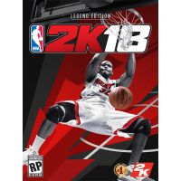 NBA 2K18 Legend Edition - PC - Steam