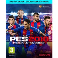 Pro Evolution Soccer 2018 FC Barcelona Edition - PC - Steam