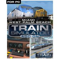 Train Simulator: Miami - West Palm Beach Route Add-On - DLC
