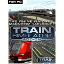 Train Simulator: The Rhine Railway: Mannheim - Karlsruhe Route Add-On - DLC