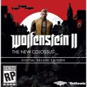 Wolfenstein II: The New Colossus Deluxe Edition - PC - Steam
