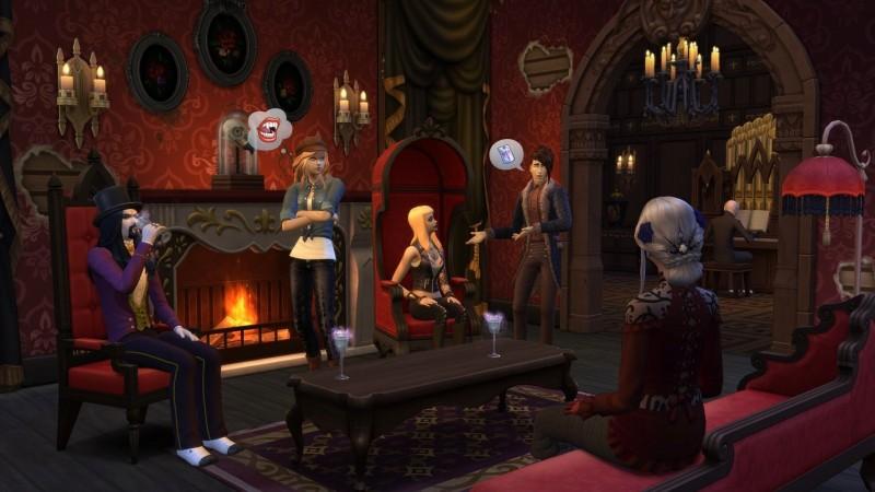 Zdarma online hry pro upíry