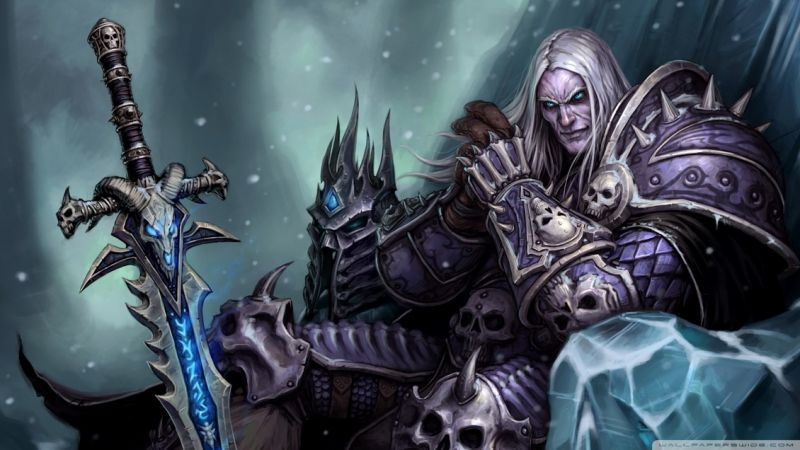 Warcraft III: The Frozen Throne - PC - Battle net - Hra na