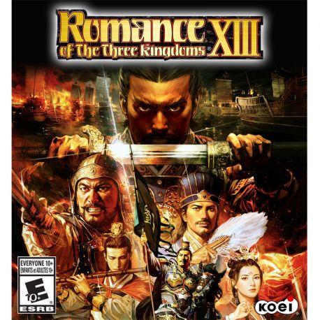 romance-of-the-three-kingdoms-xiii-pc-steam-simulátor-hra-na-pc