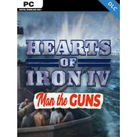 Hearts of Iron IV: Man the Guns - PC - Steam - DLC