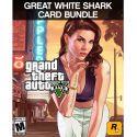 Grand Theft Auto V & Great White Shark Cash Card - PC - Rockstar Social