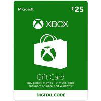 Microsoft Xbox Live předplacená karta 25 EUR