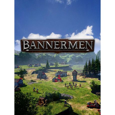 bannermen-pc-steam-strategie-hra-na-pc