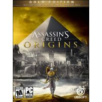 Assassins Creed Origins Gold Edition - PC - Uplay