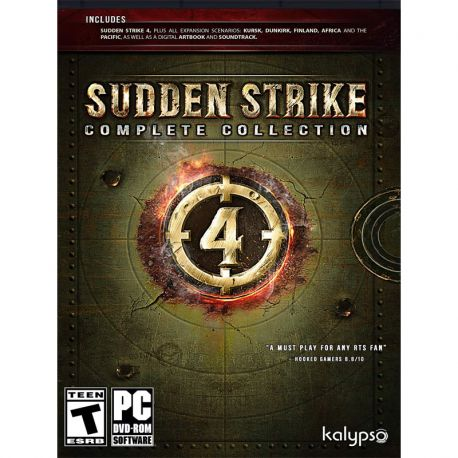 sudden-strike-4-complete-collection-strategie-hra-na-pc
