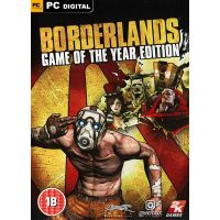 Borderlands GOTY - PC - Steam
