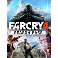 Far Cry 4 Season Pass - PC - Uplay - DLC