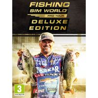 Fishing Sim World: Pro Tour Deluxe Edition - PC - Steam
