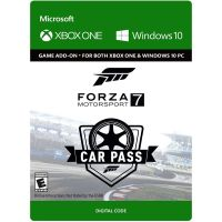 Forza Motorsport 7 Car Pass - XBOX ONE - DiGITAL