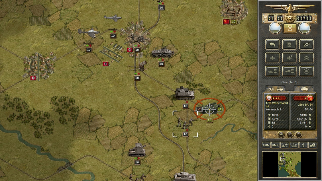 panzer-corps-gold-edition-pc-steam-strategie-hra-na-pc