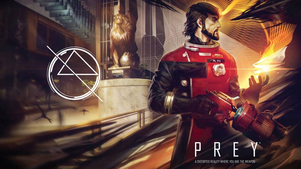 hra na pc prey 2017 - steam