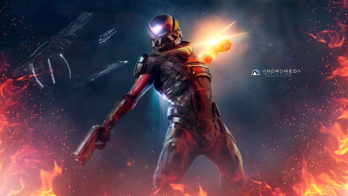 RPG - Hra na PC - Mass Effect 4 - Andromeda